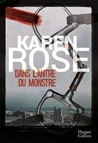 Dans l'antre du monstre (HarperCollins)