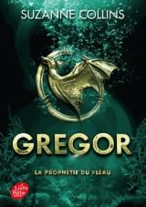 Gregor, Tome 2 : La prophétie du fléau [Poche]