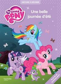 Histoire à décorer My Little Pony - Une belle journée d'été