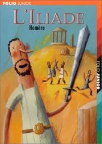 L'Iliade (extraits)