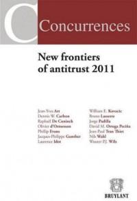 New Frontiers of Antitrust-2011