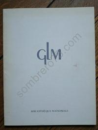 Les Éditions G.L.M. Guy Lévis Mano : Bibliographie