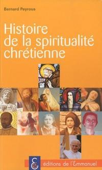 Histoire de la spiritualité chrétienne