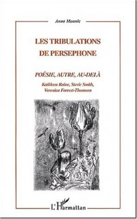 Les tribulations de Persephone