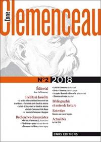 L'Année Clemenceau - numéro 2 2018 (02)