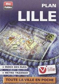 Lille(59) - Plan de Ville de Poche 2013- 1/15 000