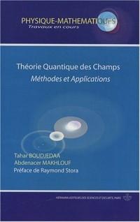 Théorie quantique des champs