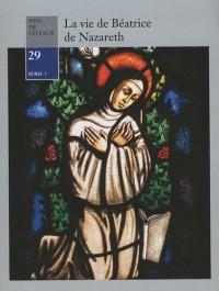 La vie de Béatrice de Nazareth