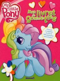 Mon livret de gommettes My little Pony
