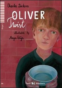 Teen Eli Readers: Oliver Twist + CD