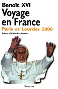 Voyage en France : Paris et Lourdes, Septembre 2008