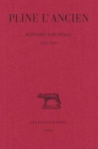 Histoire naturelle, livre XXVII. Remèdes par espèces