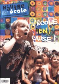 N'Autre Ecole, Revue - Dossier le Langage