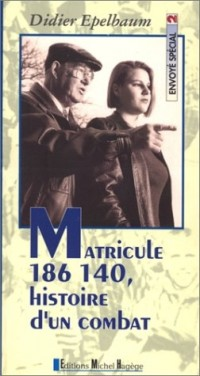 Matricule 186 140