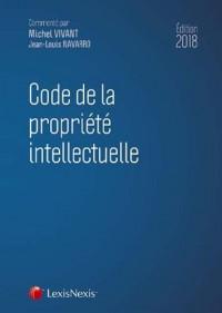 Code de la propriété intellectuelle 2018