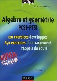 Exercices de mathématiques : Algèbre et géométrie PCSI-PTSI, 1re année - MPSI, PCSI, PTSI - Exercices et rappels de cours