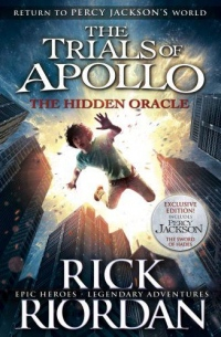 The Trials of Apollo 01. The Hidden Oracle