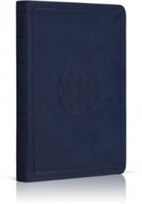 Holy Bible: English Standard Version, Royal Blue, Eternity Design