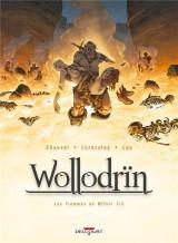 Wollodrïn 7. Les flammes de Wffnïr