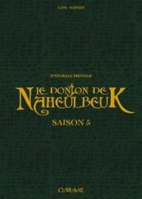 Le Donjon de Naheulbeuk - Intégrale saison 5