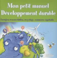 Mon petit manuel  developpement durable