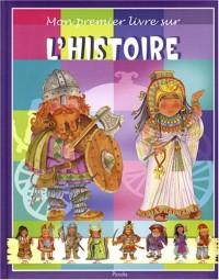 Mon premier livre sur l'histoire