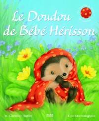 Le Doudou de Bébé Hérisson