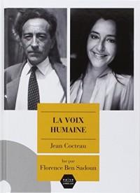 La voix humaine lue par Florence Ben Sadoun (2CD audio)