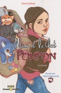 Mina et le chat pompon vol 3