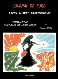 Journal de bord Bac Pro : Productions florales et légumières