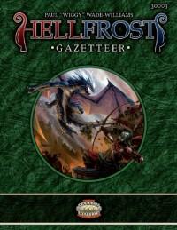 Hellfrost: Gazetteer