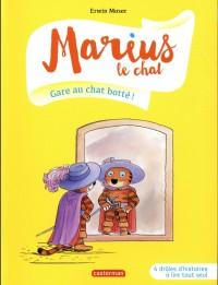 Marius le Chat T8 Gare au Chat Botte !