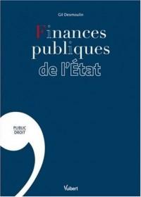 Finances publiques de l'Etat