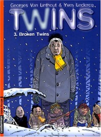 Twins, tome 3 : Broken Twins