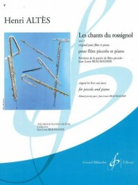 Les Chants du Rossignol Opus 11