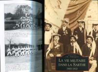 La Vie Militaire Dans la Sarthe 1900-1920