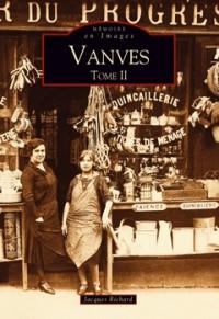 Vanves - Tome II