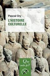 L'histoire culturelle [Poche]