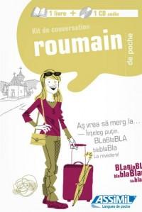 Kit de conversation roumain de poche (1CD audio)