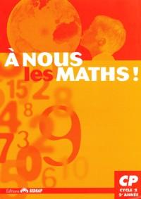 Le fichier de l'eleve - a nous les maths ! - CP
