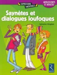 Saynètes et dialogues loufoques : Adolescents et adultes