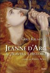Couverture du livre Jeanne d'Arc à travers l'histoire