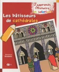 Coloriage  les batisseurs de cathédrales