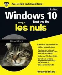 Windows 10 pour les Nuls Tout en 1