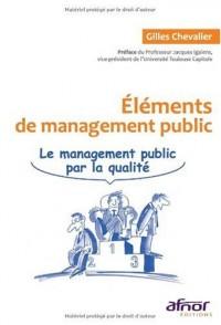Eléments de management public