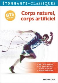 Corps naturel, corps artificiel : Programme BTS 2018-2019