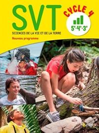 SVT cycle 4 : Livre élève