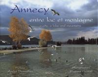 Annecy, entre lac et montagne : A city, a lake and mountains
