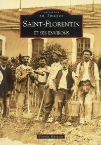 Saint-Florentin et ses environs