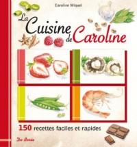 La cuisine de Caroline